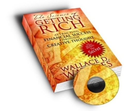 Product picture SGR, THE SCIENCE OF GETTING RICH PACKAGE (MP3 + PDF)