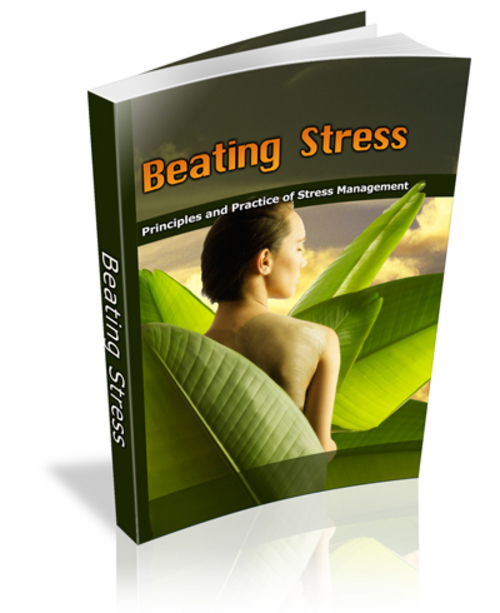 Product picture BEATING STRESS, PRINCIPLES AND PRACTICE OF STRESS MANAGEMENT