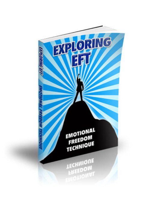 Product picture EMOTIONAL FREEDOM TECHNIQUE, EXPLORING EFT