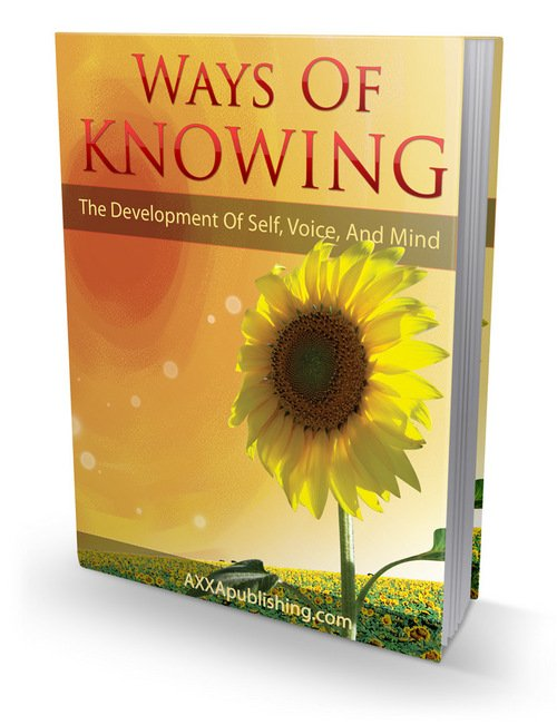 Product picture WAYS OF KNOWING, THE DEVELOPMENT OF SELF, VOICE AND MIND