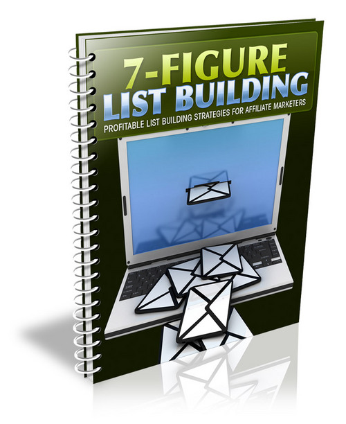 Product picture 7 FIGURE LIST BUILDING, PROFITABLE LIST BUILDING STRATEGIES