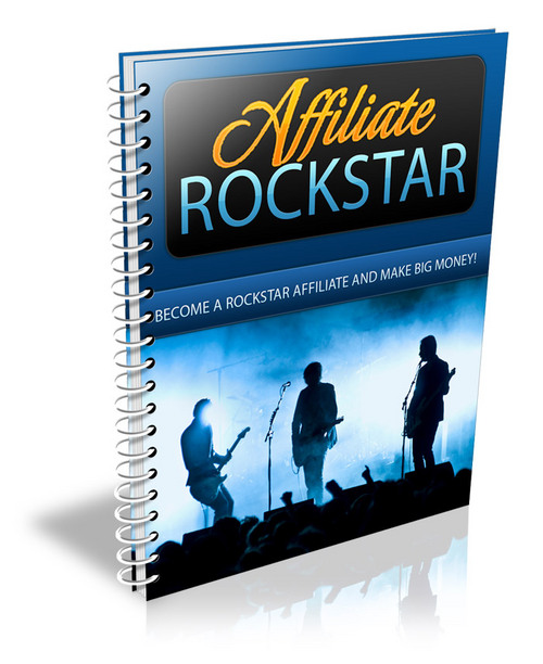 Product picture AFFILIATE ROCKSTAR