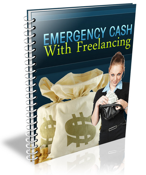 Product picture EMERGENCY CASH WITH FREELANCING
